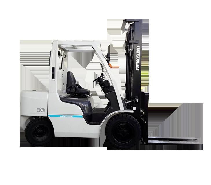 Xe nâng động cơ xăng/gas/dầu 1F, 1 tấn - 10 tấn